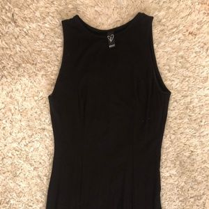 Windsor Black Full Length Dress
